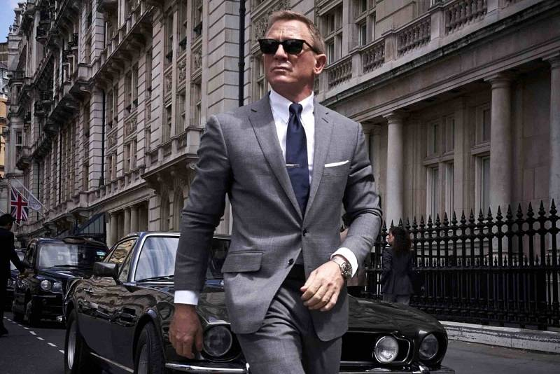 James Bond v podání Daniela Craiga