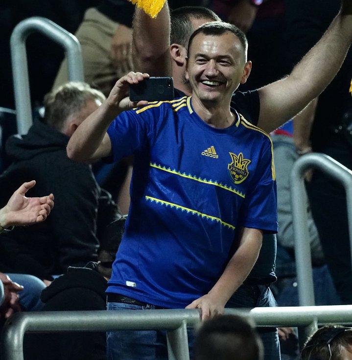 Češi podlehli Ukrajině.