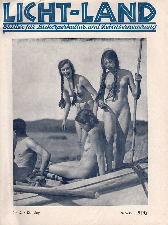 Obliba naturismu v Německu hodně zakořenila