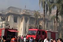 Nepokoje v Egyptě. Ilustrační foto