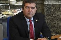Místopředseda vlády a ministr vnitra Jan Hamáček (ČSSD)