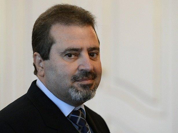 Palestinský velvyslanec Džamál Muhammad Džamál (na archivním snímku z 11. října 2013) byl při incidentu vážně zraněn a posléze svým zraněním v nemocnici podlehl.