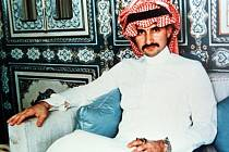 Saúdskoarabský princ Valíd bin Talál.