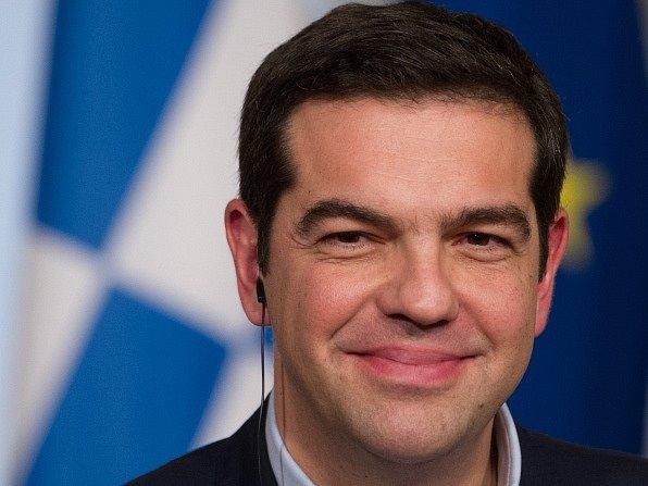 Řecký premiér Tsipras.