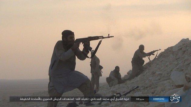 Teroristé Islámského státu bojují o město Karantín