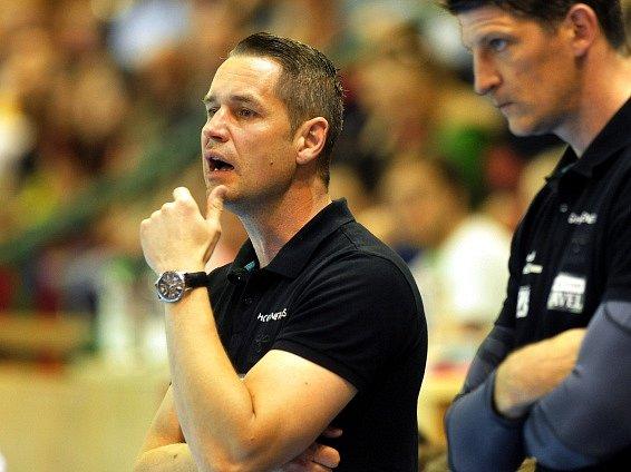 Daniel Kubeš (vpravo) a Jan Filip (vlevo)