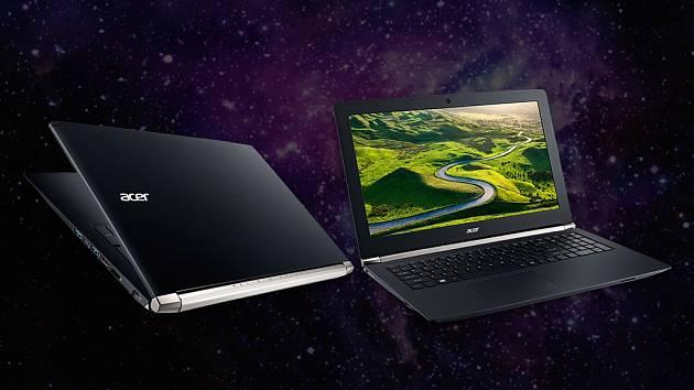 Herní notebook Acer Aspire V Nitro.