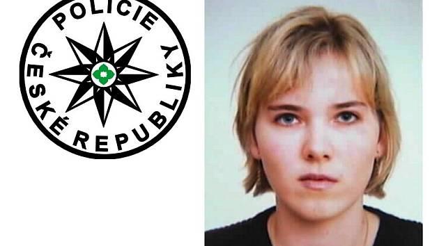Hledaná dívka, šestadvacetiletá Petra Hanáková.