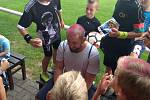 Rozlučka se sezonou týmu FK Pardubice U9.
