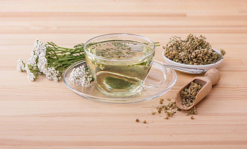 Řebříčkový čaj