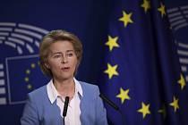 Německá ministryně obrany a kandidátka do čela příští Evropské komise Ursula von der Leyenová