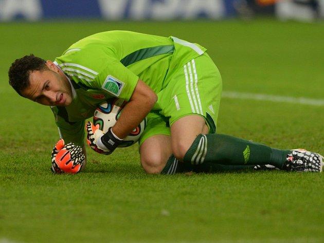Hotovo: kolumbijský brankář David Ospina už patří fotbalovému Arsenalu.