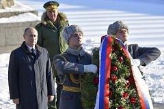 Oslavy 75. výročí bitvy u Stalingradu