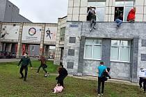 Střelba na ruské státní univerzitě v Permu