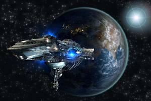 Star Trek - filmová sága jež udělala z hvězdiček filmové hvězdy.