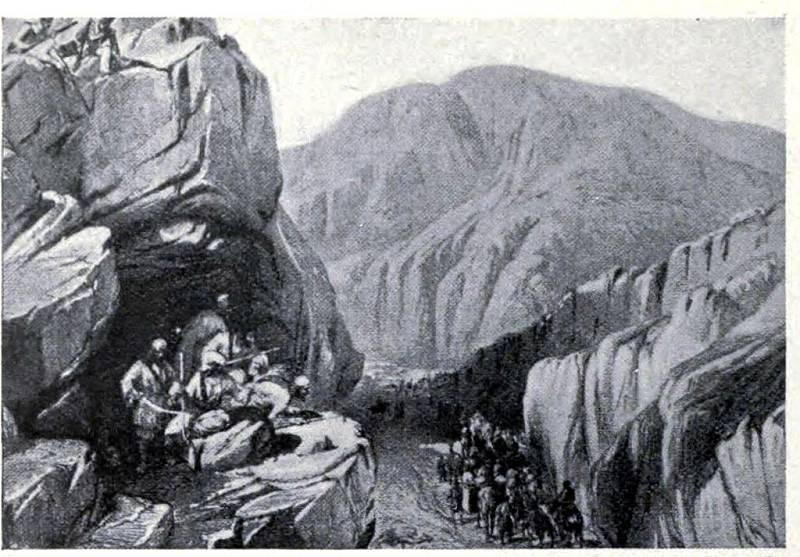 První Anglo-Afghánská válka očima umělců