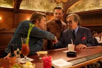 Brad Pitt, Leonardo DiCaprio a Al Pacino ve filmu Tenkrát v Hollywoodu