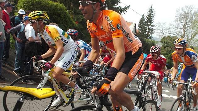 Návrat Vuelty do Baskicka by si nejvíce užili asi jezdci stáje Euskaltel-Euskadi.
