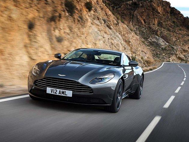 Aston Martin DB11.