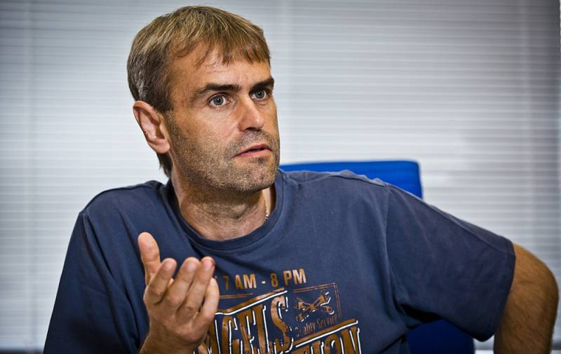 Robert Šlachta, bývalý šéf Útvaru pro odhalování organizovaného zločinu