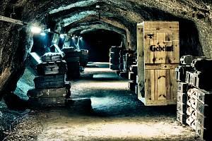 Podzemní komplex Arado v Polsku