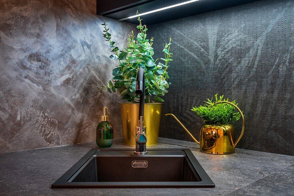 Rostlina je dekorací, která se neokouká, nepodléhá módním trendům.