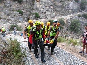 Na jihu Itálie se v rozvodněné řece Raganello utopilo pět turistů.