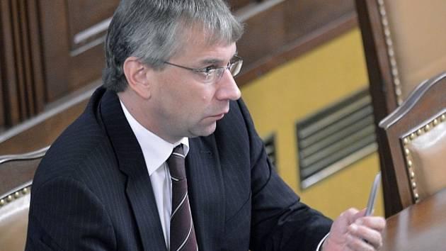 Někdejší ministr práce Jaromír Drábek (TOP 09).
