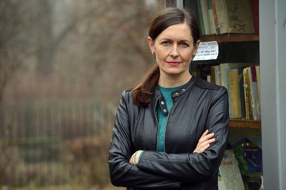 Speciální pedagožka Klára Laurenčíková