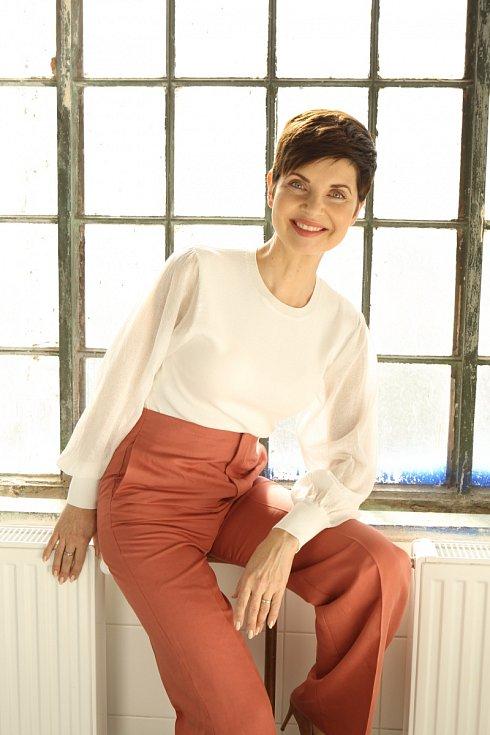 Moderátorka a novinářka Markéta Fialová