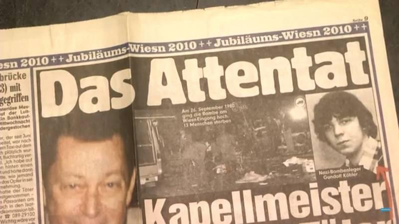 O pumovém útoku okamžitě informovaly všechny tehdejší západoněmecké noviny