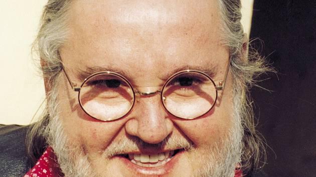 KRÁL ČESKÉ COUNTRY. Michal Tučný na snímku z rodinného archivu.
