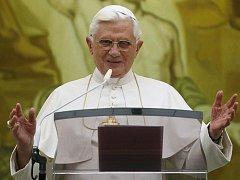 Papež již brzy navštíví Česko.