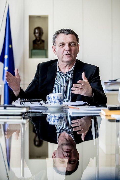 Lubomír Zaorálek.