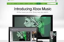 Microsoft spouští hudební službu Xbox Music