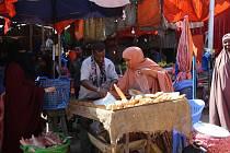 Život v Somálsku během koronavirové epidemie