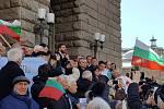 Bulharské protesty proti prodeji ČEZ