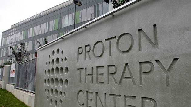 Pražské centrum protonové terapie na Bulovce.