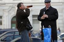 NEKONČÍCÍ BOJ s alkoholem