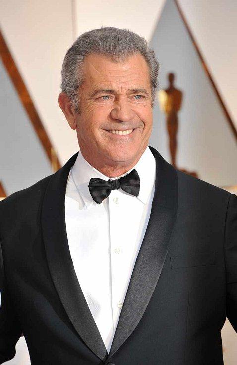 Herec a režisér Mel Gibson.
