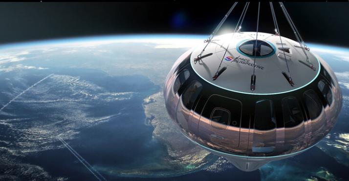 Americká společnost Space Perspective přijímá rezervace pro lety své kosmické lodi Neptun