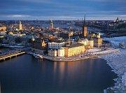 Hlavní město Stockholm