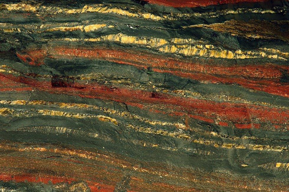 """Pilbarské """"tygří železo"""" pochází z období paleoproterozoika"""