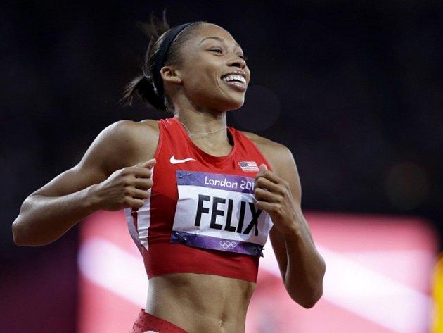 Allyson Felixová.