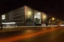 Podoba připravovaného hotelu, který v centru Budapešti postaví česká společnost Europa Investment Property.