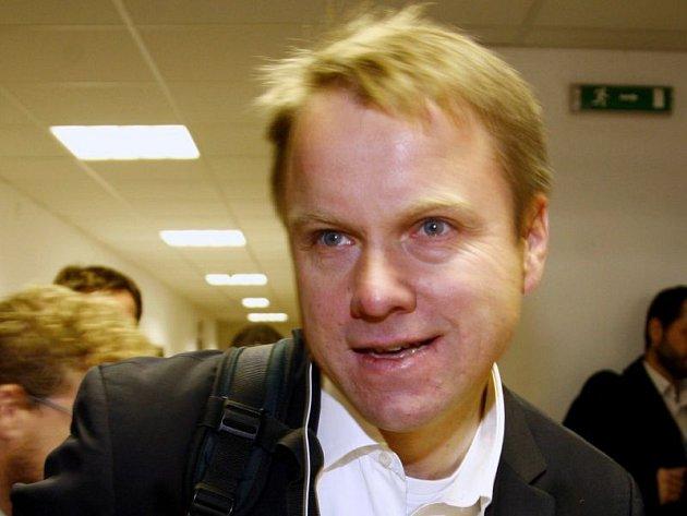 Šéf Strany zelených Martin Bursík