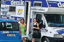 Mobilní redakce se vydala do Chorvatska.