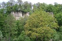 Přírodní rezervace Peliny.