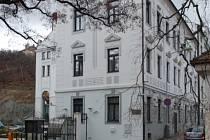 Budova NBÚ v Praze