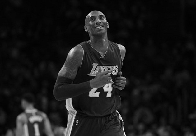 Hvězdný basketbalista Kobe Bryant tragicky zemřel ve věku 41let.